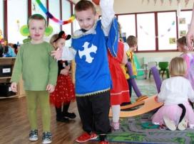 Karneval školka 2013