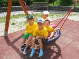 Příměstské tábory 14.7. - 18.7. 2014