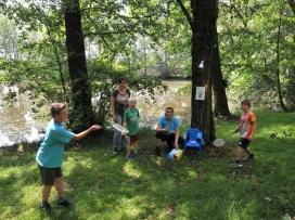badminton pod dohledem přísných rozhodčích