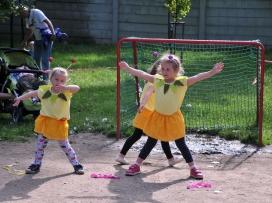 ve zdravém těle zdravý duch - holčičky z tanečků BC Šikulka