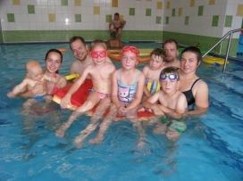 Šikulkovská čudla 26.5.2018 - plavecké závody